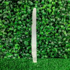 Bastão de Selenita Branca 17,5cm