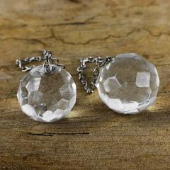 Pendulo Esfera de Cristal